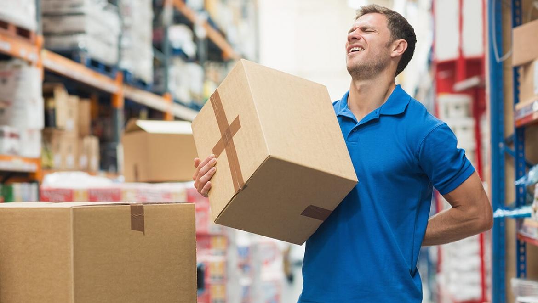 Troubles musculosquelettiques : la principale source de maux au travail