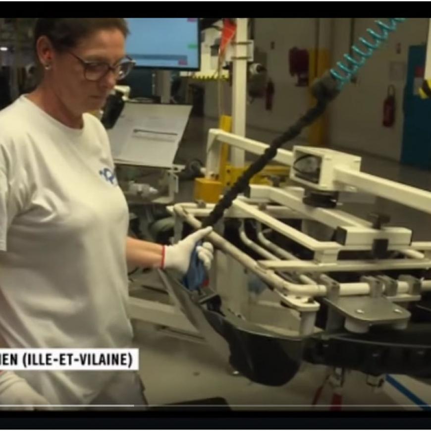 Préserver la santé des salariés grâce à l'innovation