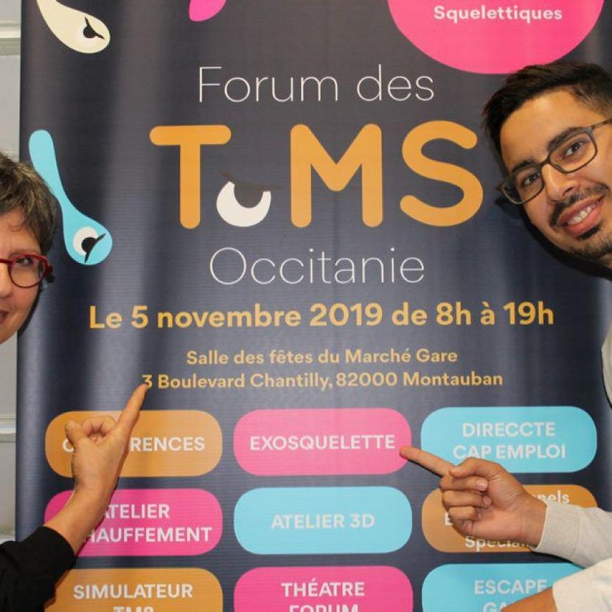 A Montauban, un forum pour prévenir les troubles musculo-squelettiques